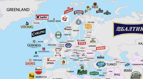Das sind die beliebtesten Biere der Welt