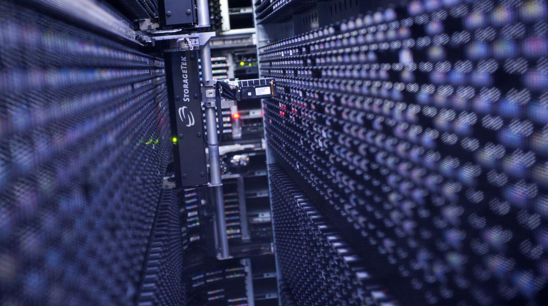 Speicherplätze im Inneren eines Computers