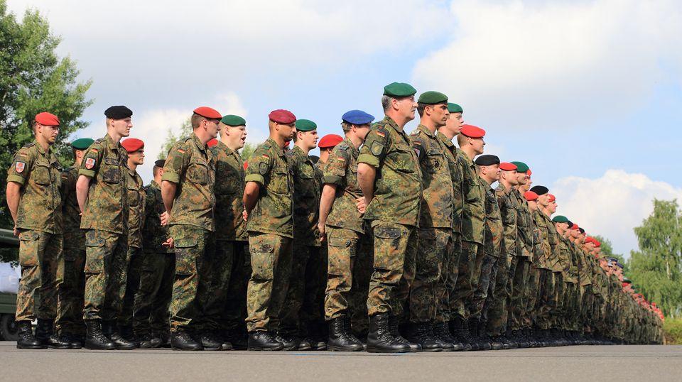 Anti-IS-Einsatz der Bundeswehr wird ausgeweitet
