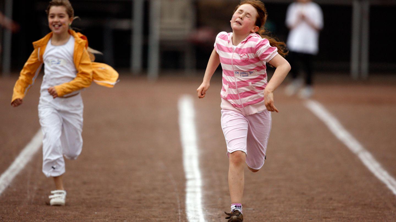 Bundesjugendspiele sind für viele Kinder eine Qual