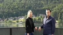 Larissa und Heinz Marolt