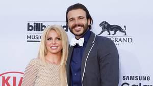 Da lachen sie noch gemeinsam in die Kamera, doch jetzt haben sich Britney Spears und Charlie Ebersol getrennt