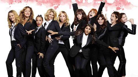 """Poster des Films """"French Women - Was Frauen wirklich wollen"""""""