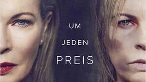 """Das Filmplakat des Thrillers """"Um jeden Preis"""""""