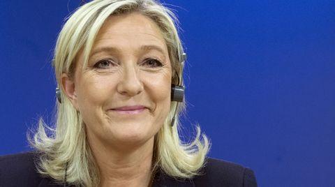 Marine Le Pen: Die Rechtsanwältin und Politikerin ist seit 2011 Chefin des Front National