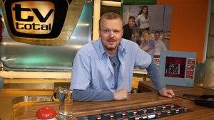 """Stefan Raab in seiner Sendung """"TV total"""""""