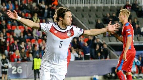 U21-Nationalspieler Nico Schulz trifft zur Führung gegen Tschechien