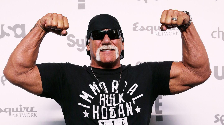 Hulk Hogan zeigt gerne was er hat: Gegen die Veröffentlichung eines privaten Sextapes hat er jedoch was