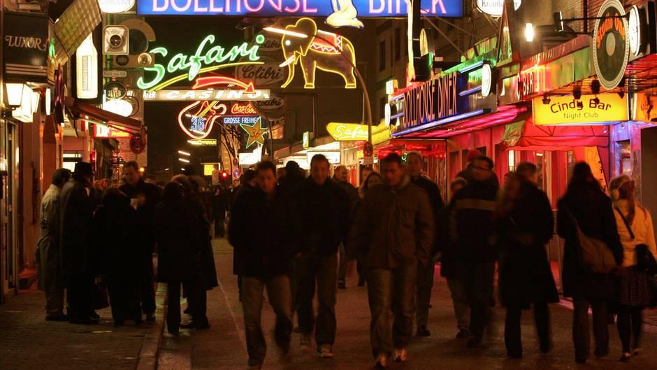 Hamburg und Berlin gelten als billige Städte für Sauftouristen.