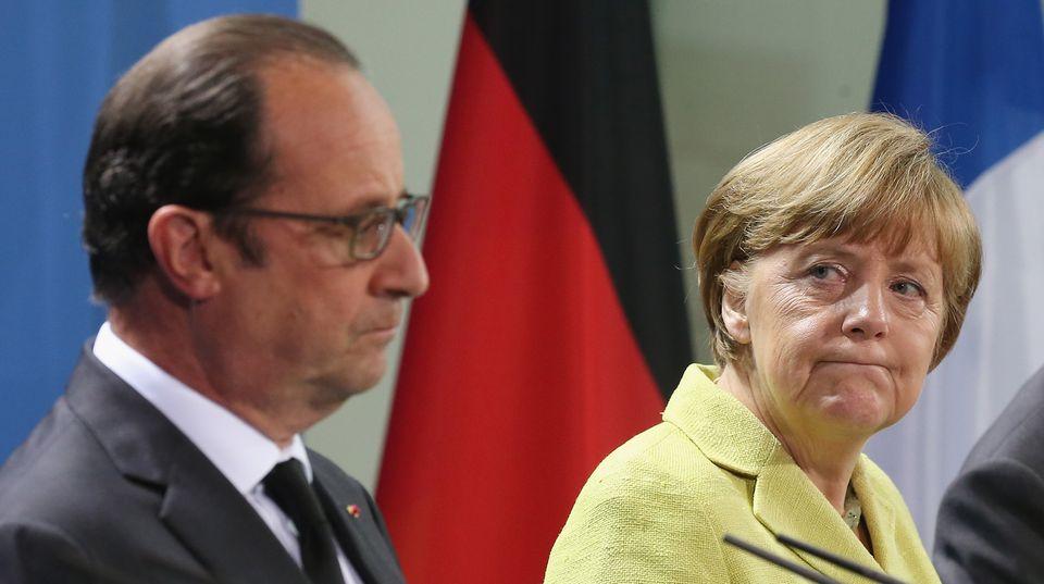 NSA-Spionage gegen Frankreich: Wikileaks zeigt, wie Hollande über Merkel lästerte
