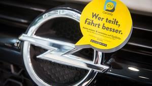 Der Autobauer Opel hat sein neues Carsharing-Konzept vorgestellt