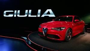 Die neue Giuliajetzt mit Powerdome. die PS-Variante soll in die Region des M3 vorstoßen.