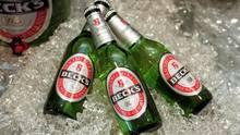 """Teure Werbung: Becks muss in den USA für das Prädikat """"deutsche Qualität"""" ordentlich zahlen."""