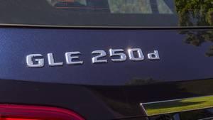 Mercedes GLE 250d 4matic - die Kombination aus Auto, Motor und Getriebe passt nicht