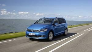 Der VW Touran hat bis zu 47 Ablagen
