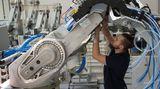 Auch Maschinenbauer können sich freuen: 4850 Euro beträgt der Lohnunterschied zwischen 2012 und 2020 im Durchschnitt.