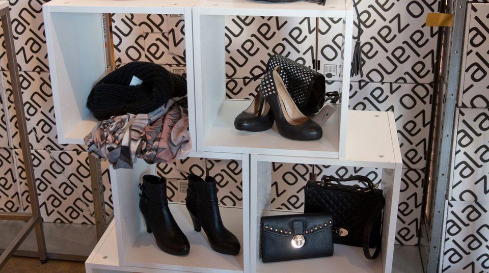 Schuhe vom Online-Versandriesen Zalando