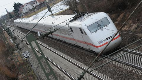 Im Tarifstreit um die Deutsche Bahn