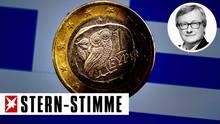 Griechenland hat 320 Milliarden Euro Schulden - das werden sie nie zurückzahlen können