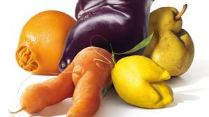 Gemüse-Kampagne gegen Verschwendung