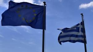 Sollen wieder miteinander reden: Griechenland und die Eurogruppe