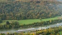 Der Main-Donau-Kanal in Bayern
