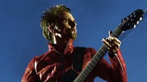 Matt Bellamy, Frontmann der Rockband Muse