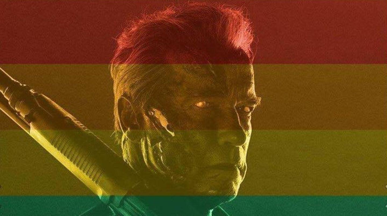 Arnold Schwarzenegger färbte sein Profilfoto auf Facebook in Regenbogenfarben