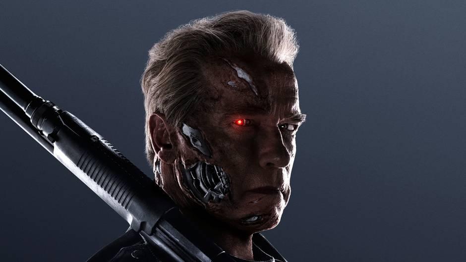 """Arnold Schwarzenegger ist zurück: in """"Terminator: Genisys"""""""