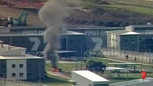 Rauchverbot löst Gefängnisrevolte im australischen Melbourne aus