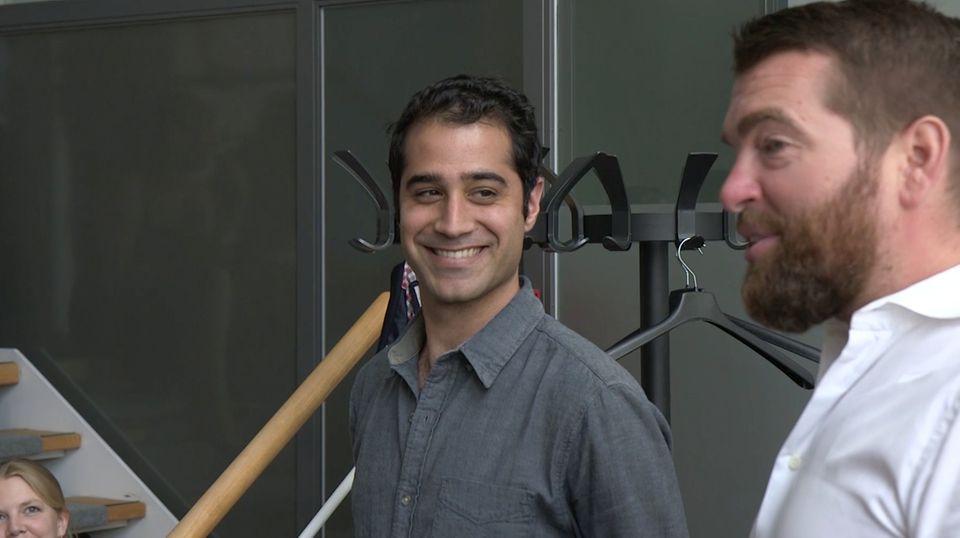 """Periscope-Chef Kayvon Beykpour: """"Periscope ist ein Werkzeug für die Wahrheit"""""""