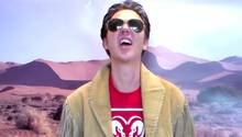 Alexander Marcus ist im Deichkind-Video mit dabei