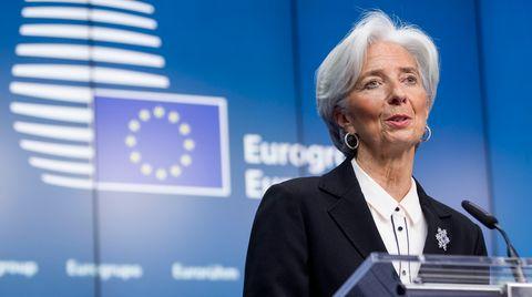 Christine Lagarde ist die Chefin des Internationalen Währungsfond (IWF)