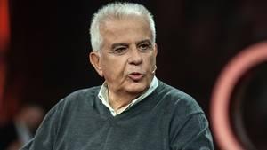 Theodoros Paraskevopoulos, der falsche Tsipras-Berater, in der Sendung Günther Jauch.