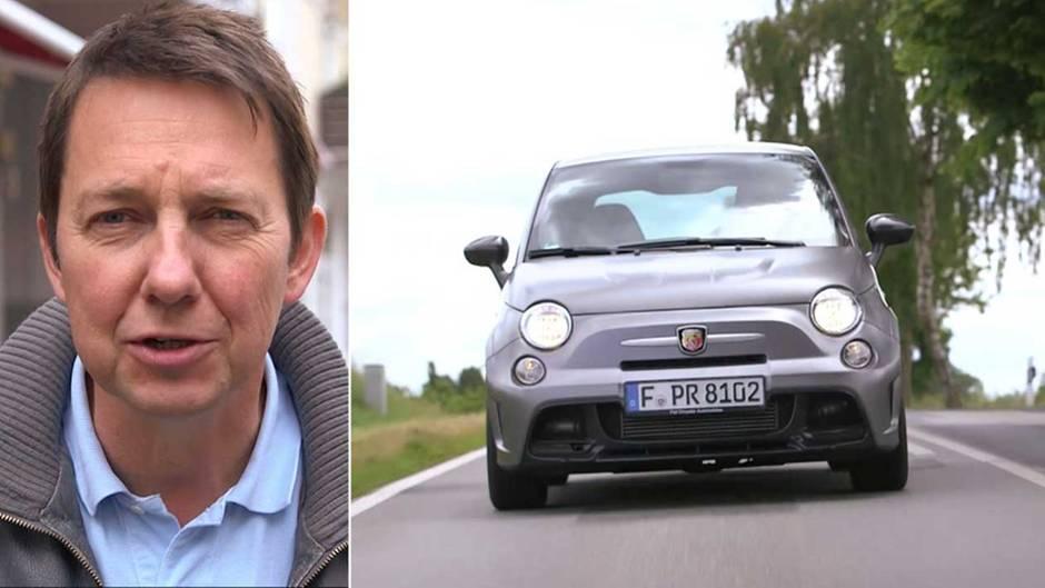 Fiat 500 Abarth: Das kleine Tuningwunder für wilde Jungs