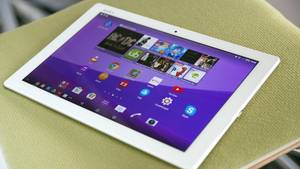 Das Xperia Z4 Tablet