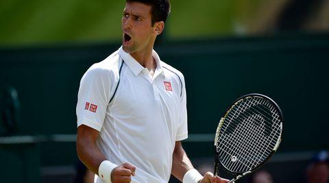 Novak Djokovic hofft auf seinen dritten Erfolg beim prestigeträchtigsten Rasen-Turnier der Welt
