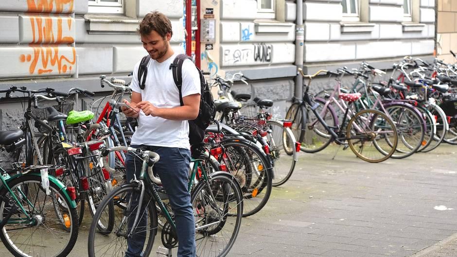 Routenplanung per Smartphone