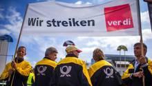 Streik bei der Post: Will das Unternehmen nun Streikbrecher anwerben?