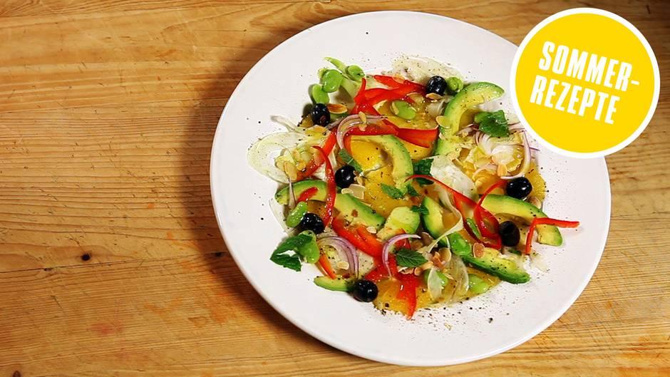 Schritt-für-Schritt-Anleitung: Der ultimative Salat für den Sommer