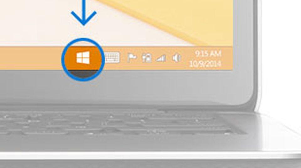 So reserviert man das Windows-10-Update