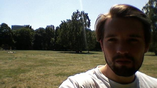 Hitze im Berliner Tiergarten