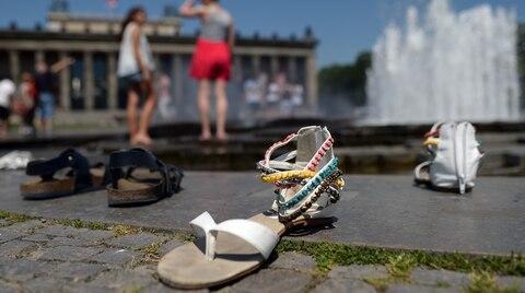Hitzewelle in Berlin:
