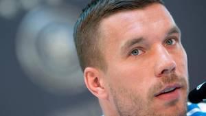 Lukas Podolski will bei Galatasaray Istanbul seine Leistungskurve steigern