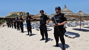 Tunesische Sicherheitskräfte haben zusätzliche Befugnisse bekommen