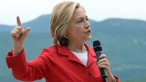 "China hacke ""in Amerika alles, was sich nicht bewege"", so Hillary Clinton"