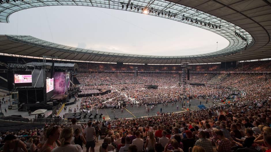 Mercedes Benz Arena Depeche Mode Ausverkauft  Stuttgart