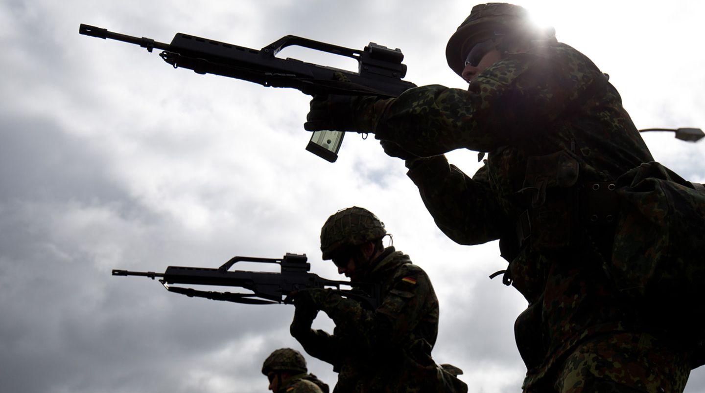 """Deutsches """"Einzelpersonal"""" wird sich an Nato-Manövern beteiligen"""
