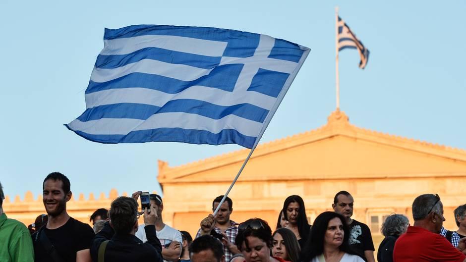 Das Referendum ist vorbei - Griechenland hat gewählt