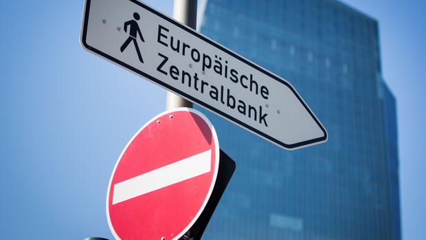 Rat der europäischen Zentralbank tagt wegen griechischer Banken